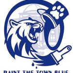 Paint the Town Blue!