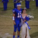 Homecoming Queen and King Crowned