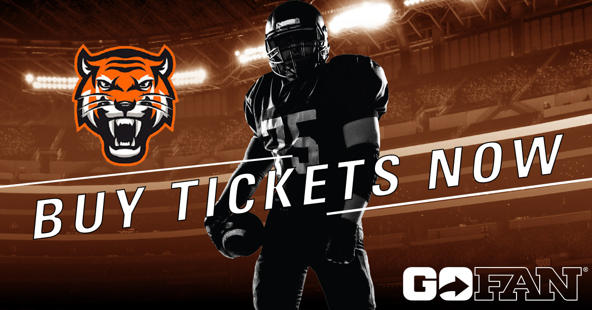 Buy Tickets Now! Jones hosts Oak Ridge this Friday