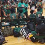 Lady Tiger Victory vs Leesburg High School