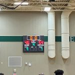 Boys varsity boys basketball takes down Evans