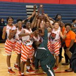 Lady Tigers Basketball 5A District Champs
