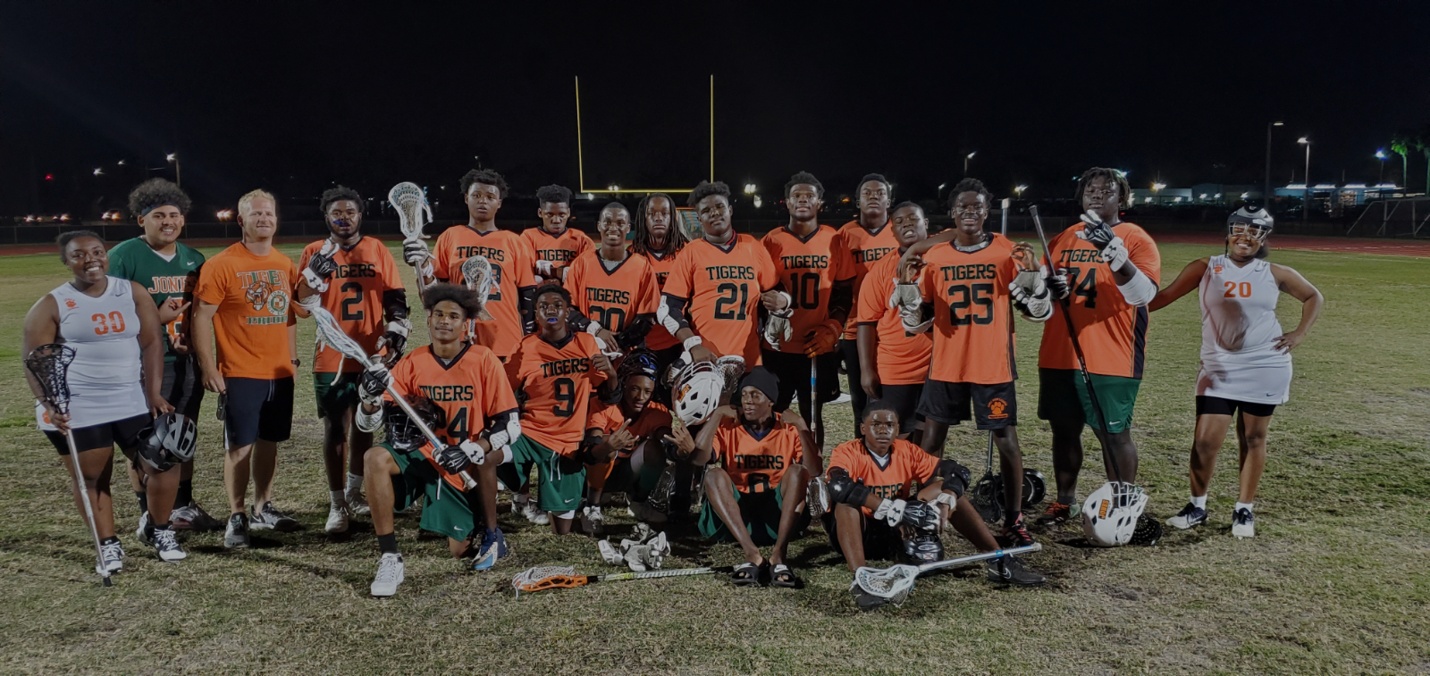 Boy Lacrosse Victorious over Colonial