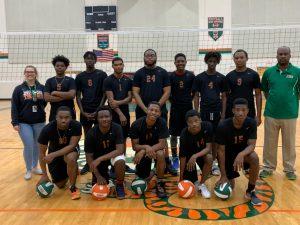 2020  Boys Volleyball