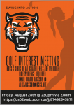 Golf Interest meeting