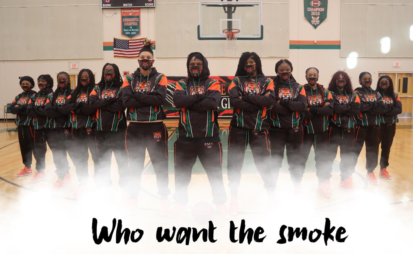 Jones High 2020-2021 Girls Basketball