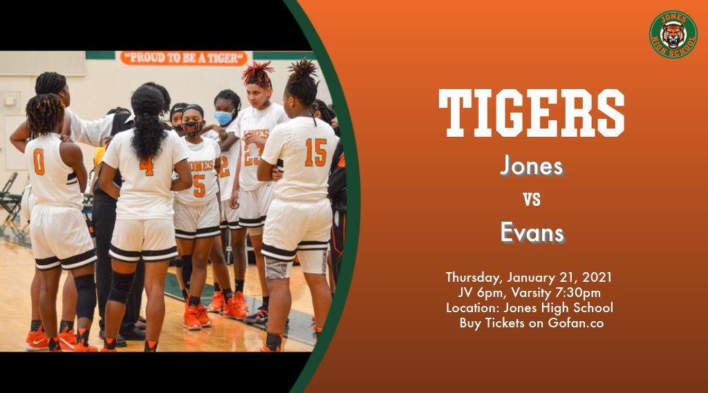 Come Support Your Lady Tigers Tomorrow!
