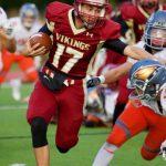 Viking Football falls to Skyridge 17-21