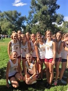 Cross Country Davis County Championships