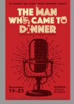 The Man Who Came to Dinner (ONLINE INSTRUCTIONS) – Last chance!