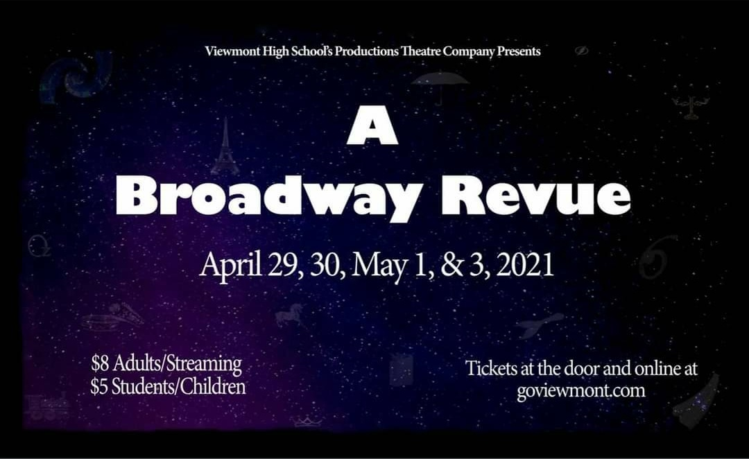 Broadway Revue!