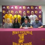 Nate Woolery Signs with Grace College