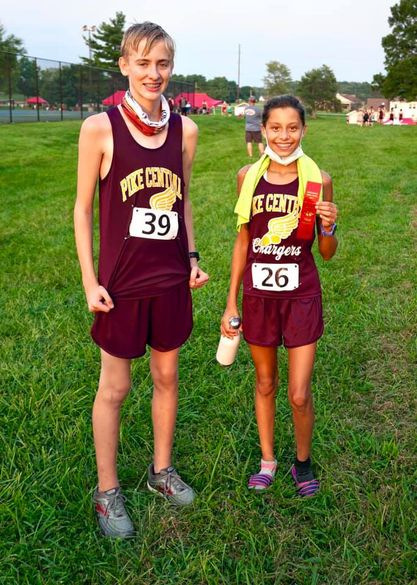 PCMS Cross Country
