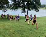 Weisman Wins PCMS First Home XC Race of the Season- Team Finishes 4th in the Quad-Meet