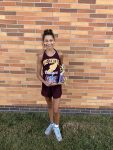 Xavery Weisman Wins SK XC Invite; Girls' Team Finishes out of First Place by 1 point