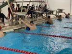 PCMS Boys and Girls Swim Teams win Tell City Tri-Meet