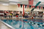 PCMS Swim Teams Win against Southridge