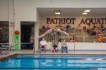 PCMS Swimmers Just Miss Winning Last Meet