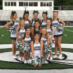 Carter HS Cheerleaders 2017-2018