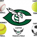 Carter Athletics April 1-7, 2018