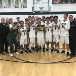 Carter Hornets DISTRICT CHAMPIONS!