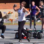 Marissa Buckner wins KIL Shot Put Championship