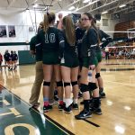 Lady Hornet Volleyball storms back to beat Grainger 2-1