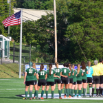 Lady Hornet Soccer Opens the District Tournament at Home Monday 6:00pm