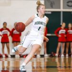 Lady Hornets struggle and fall to Cocke County 47 – 43