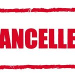 Basketball Season Finale at Clinton Cancelled