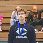 Carter's Brad Daugherty Qualifies for TSSAA State Wrestling Championship