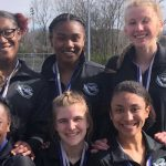 Lady Hornets Track & Field finishes 10th out of 30+ teams at Tri-Cities Meet @cartertrack