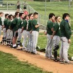 Varsity Baseball falls to Knoxville Central 10 – 4