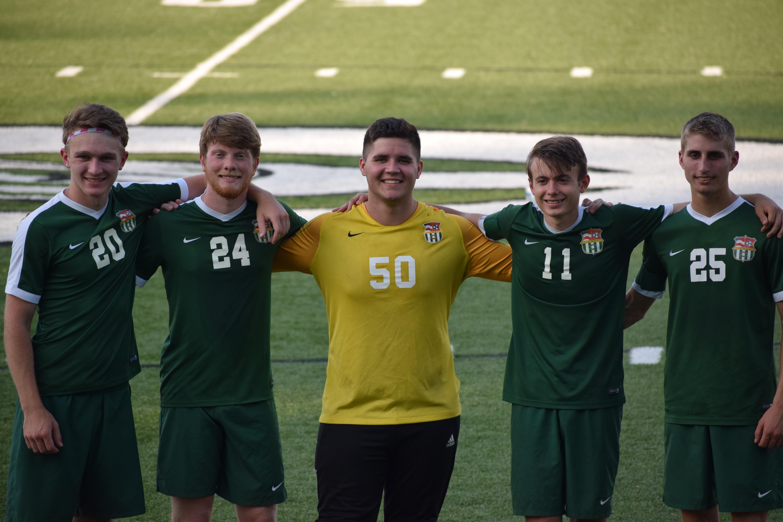 Senior Night Success… Varsity Soccer beats Northview Academy 7 – 0