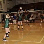 Girls Varsity Volleyball beats Fulton 3 – 1