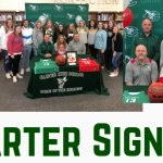 Lady Hornet Basketball player Jordan Heifner signs with Bryan College!
