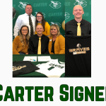 Congratulations Carter Basketball Player Ty Hurst for signing with UNC-Pembroke! @5starpreps @prepxtra @tyhurst_11 @uncpembroke