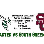 Basketball Season Opener Tonight against South Greene! Follow along with GameCast.