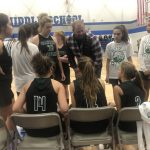 Girls Middle School Basketball beats Hardin Valley Middle School 30 – 24