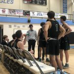 Boys Junior Varsity Basketball falls to Gibbs 48 – 45