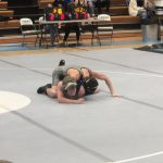 Carter Wrestlers beat West