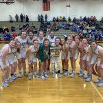 Lady Hornets capture Region Championship over Gatlinburg-Pittman 63-61!