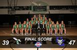 Girls Varsity Basketball falls to Unicoi County 47 – 39