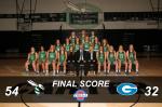 Girls Varsity Basketball beats Gibbs 54 – 32