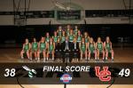 Girls Varsity Basketball falls to Union County 49 – 38