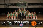 Girls Varsity Basketball falls to Pigeon Forge 37 – 27