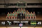Girls Varsity Basketball falls to Northview Academy 49 – 18