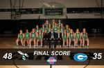 Girls Varsity Basketball beats Gibbs 48 – 35