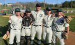 Senior Night Success – Varsity Baseball beats Oneida 14 – 1