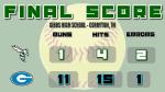 Varsity Softball falls to Gibbs 11 – 1